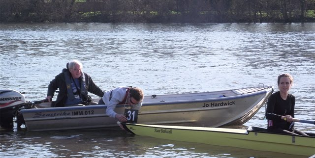 The 2011 British Rowing Season Has Started Hear The Boat Sing