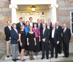 The 2012 Rowing Hall Of Fame Inductees