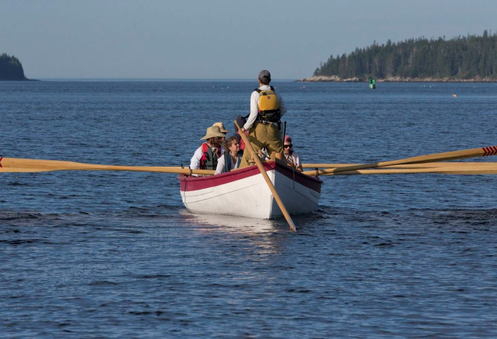 On a Whaleboat Expedition to Mystic | Hear The Boat Sing