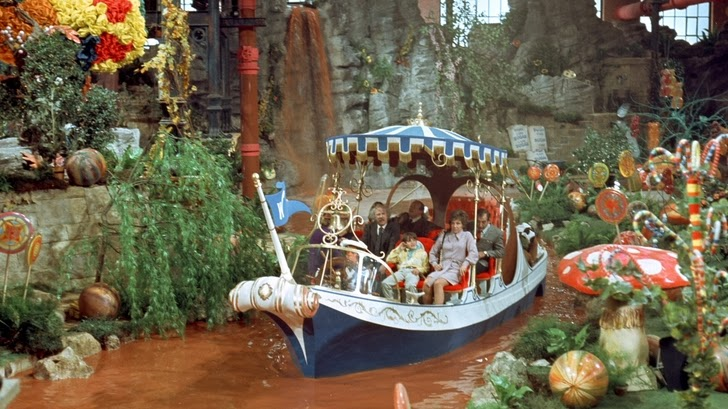 Row, Row, Row Your Boat, Down the Chocolate River! (3/6)