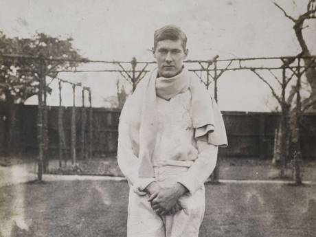 Dennis Ivor Day (Cambridge) – died of wounds on 7 October 1915.