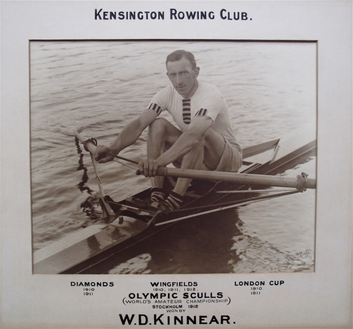 WD Kinnear Club Picture