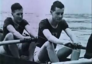 Edward Gough Whitlam Rowing 1938