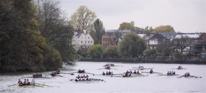HOR4 12 On the way to the start 2
