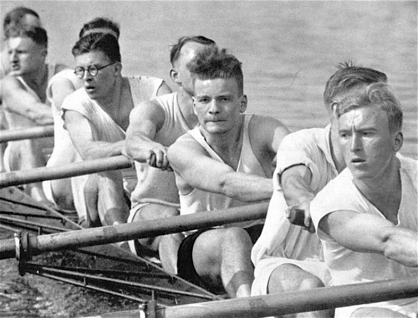 Grünau: Is A Rowing Museum Like A Dog Walking On Its Hind Legs?  (4/6)
