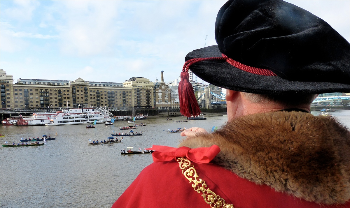 The Lord Mayor's Show: A Return To Its River Roots