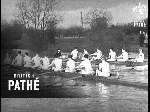 1943 Boat Race