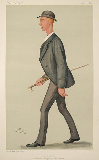 Henry Searle by SPY