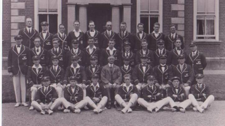 The 1924 Australian Olympic team