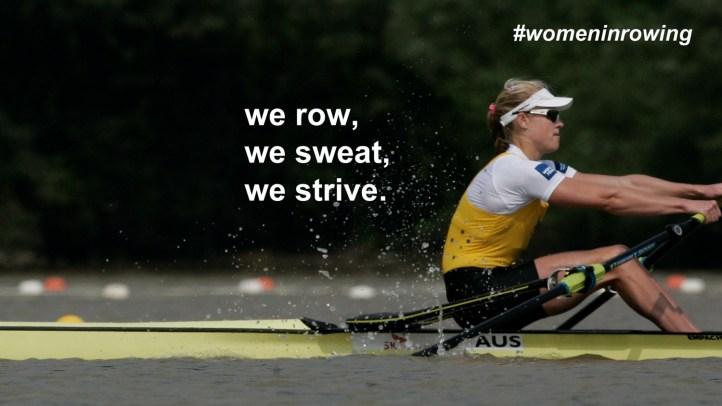 We Row Photo contest