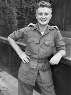 Noel Duckworth, 1945. © Michael Smyth.