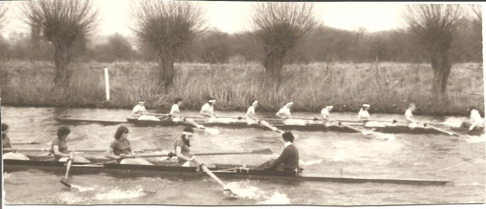 75 years of Women's Rowing at Cambridge, Part 2: Cambridge University Women's Boat Club: 1974 to 2015 (1/6)