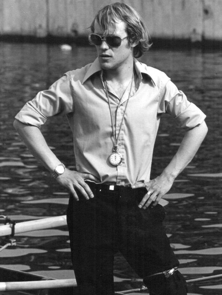 15-1978 Mark Mills first male cox for CUWBC