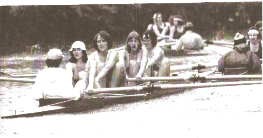 75 years of Women's Rowing at Cambridge, Part 2: Cambridge University Women's Boat Club: 1974 to 2015 (5/6)