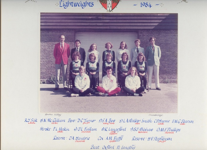 17-1984 first lightweight crew