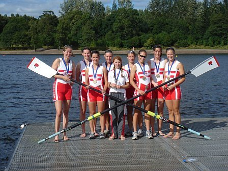 24-2007 crew at commonwealth regatta