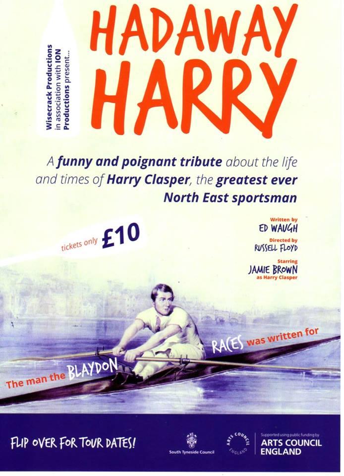Harry-Clasper-Play