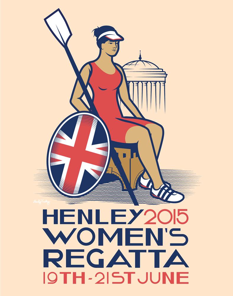 The Henley Regattas: Ladies First (1/6)