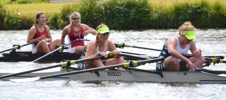 Pic 1 J.2x Marlow RC bt Bewl Bridge RC, time: 05:52, verdict: easily.