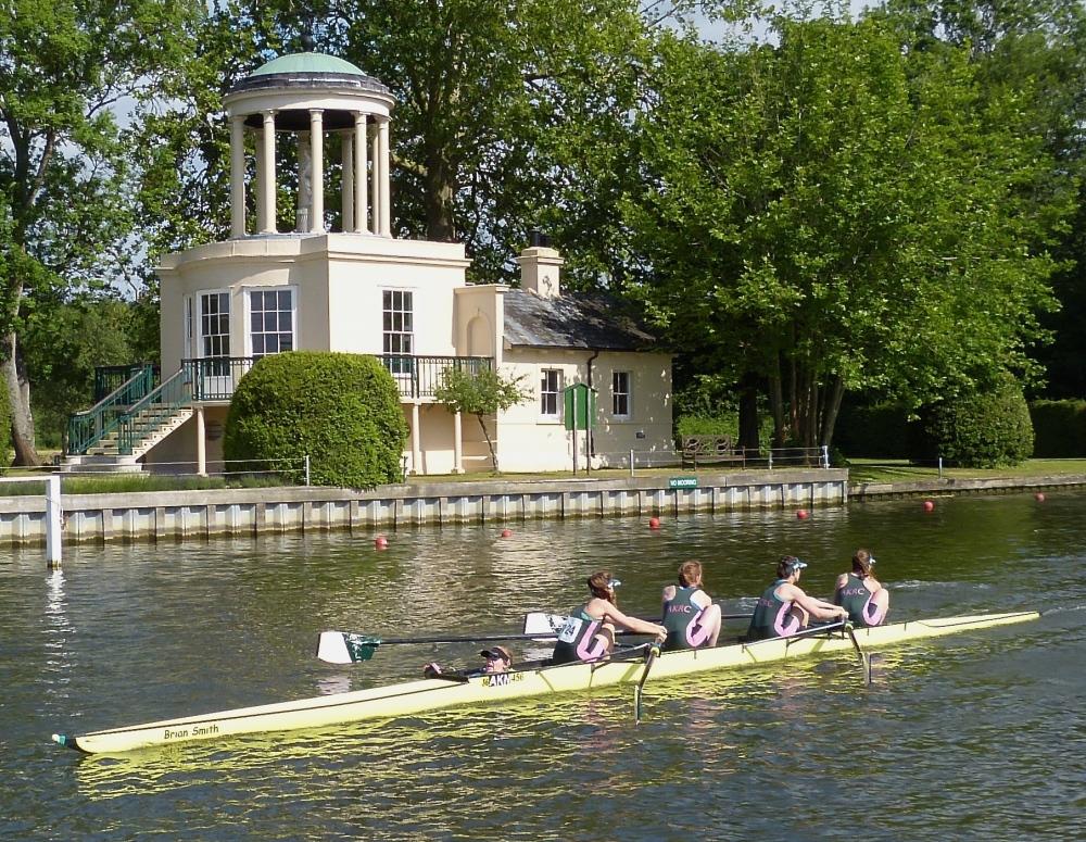 The Henley Regattas: Ladies First (4/6)