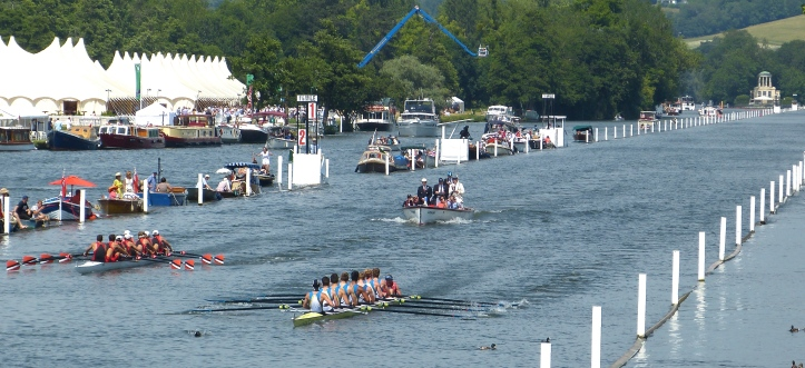 Pic 10. St Edwards School beating Lawrenceville School, USA, in the Princess Elizabeth.
