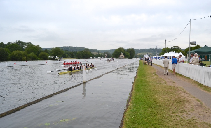 Pic 5. Eights race, 2015.