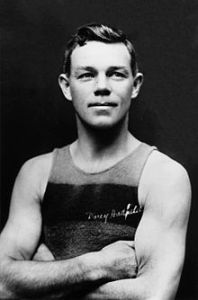 D'Arcy Hadfield in 1922. Photo: Wikipedia.