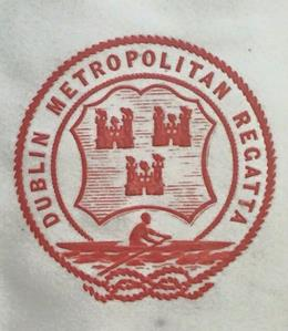 Embossed Crests - red