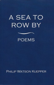 A Sea To Row By - cover