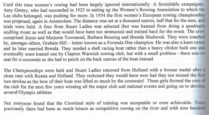 Britannia Rowing and Athletic Club