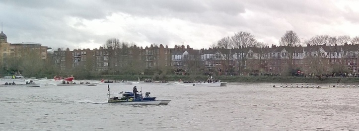 Cambridge Men Maintain Lead at Hammersmith