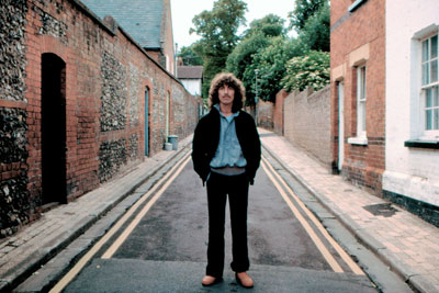 Harrison in Henley 1978