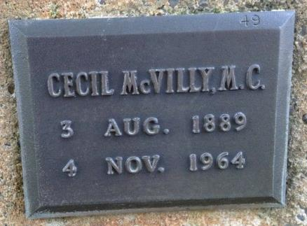 Caption: Last pic Vale Cecile McVilly