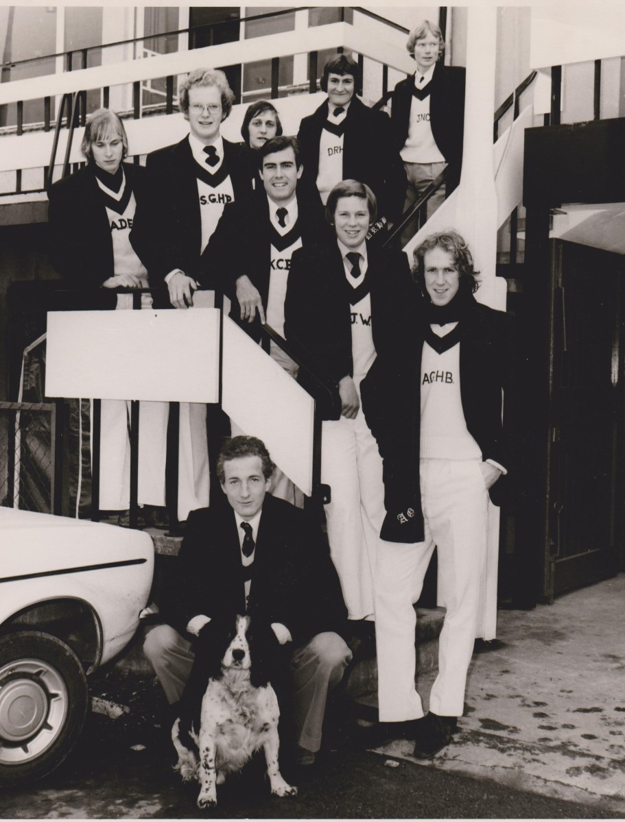 The 1976 Oxford Record Crew