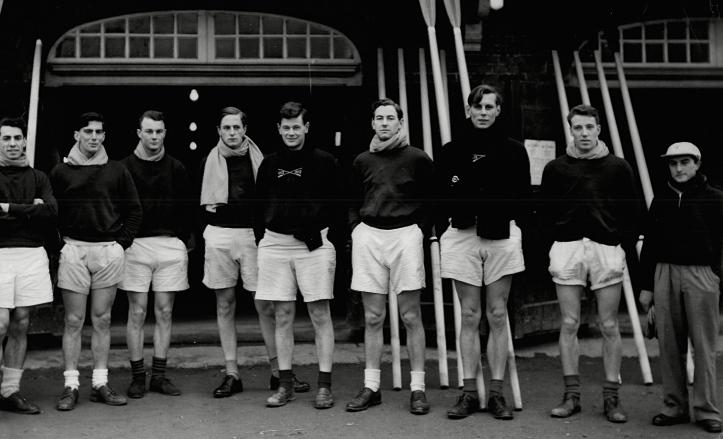 1953 - Oxford.