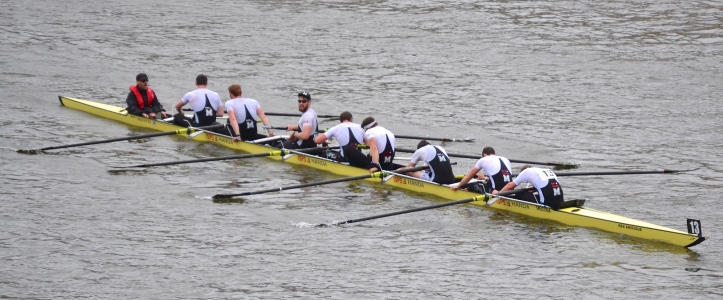 Pic 13. Molesey II went up four to ninth place.