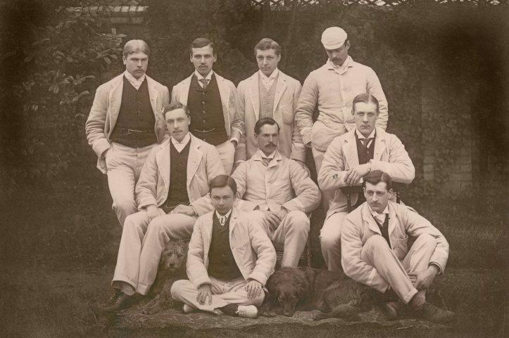 1886 - Cambridge.