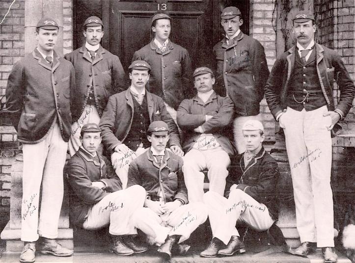 1891 - Oxford.