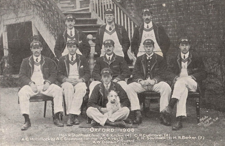 1908 - Oxford.