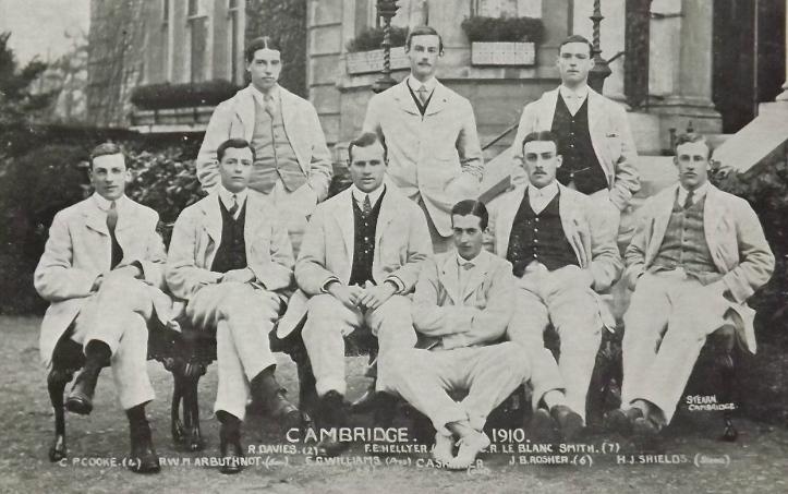 1910 - Cambridge.