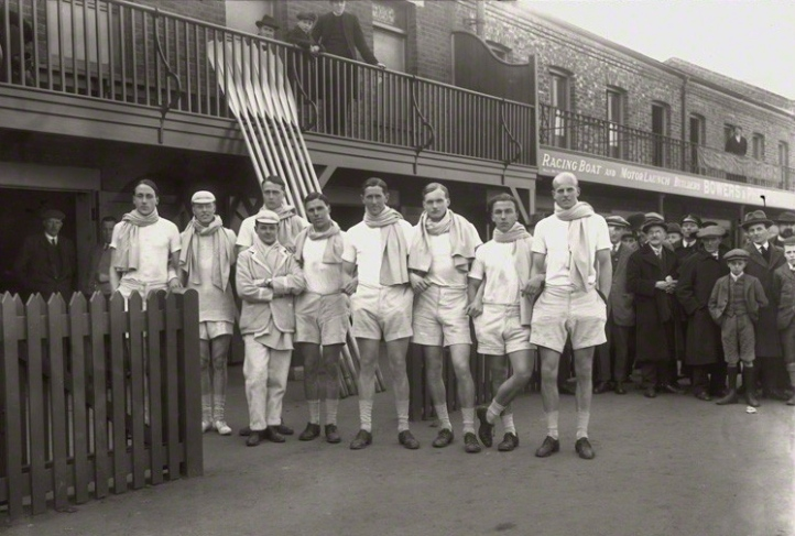 1920 - Cambridge.