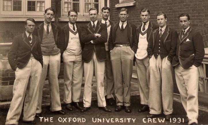 1931 - Oxford.