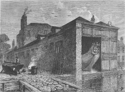 searle's yard, lambeth