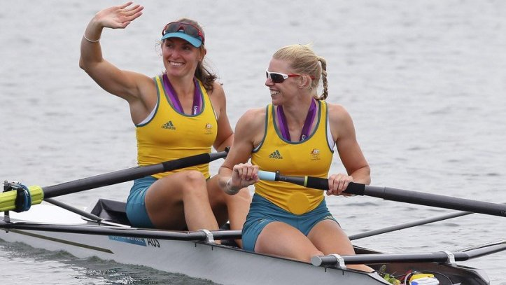 Kate Hornsey and Sarah Tait won an Olympic silver medal in the pairs at the 2012 Games in London.