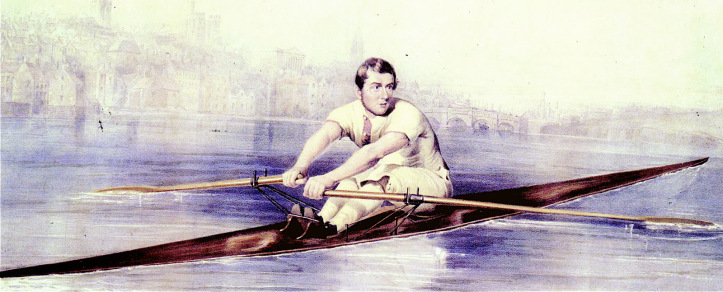 A new website has just been lunched that celebrates the professional oarsman and boat builder Harry Clasper.
