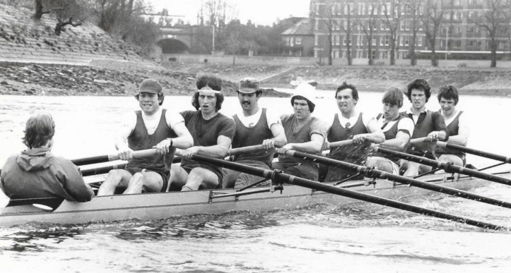 Oxford 1978. T J Sutton (Bow), R A Crockford, J R Crawford, NB Rankov, M M Moran, A W Shealy, J W Wood, A G Michelmore (Stroke), J Fail (Cox).