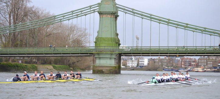 Pic 6. Hammersmith Bridge.