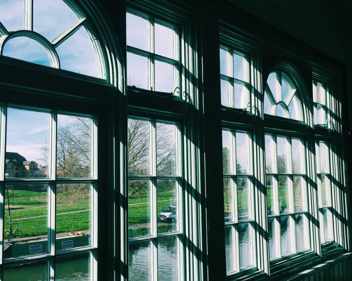 Picture 2: What a lovely, lovely day for a 2k test. Photo credit: CL with an iPhone 6 and VSCO.