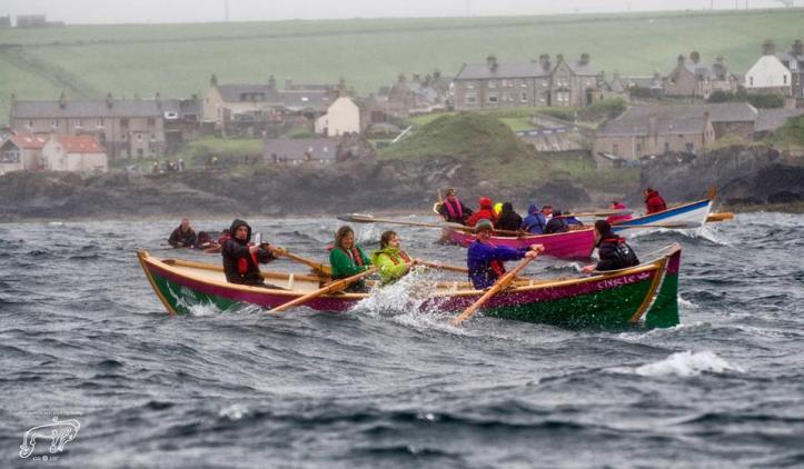 Scotland in summer. Picture: scottishcoastalrowing.org