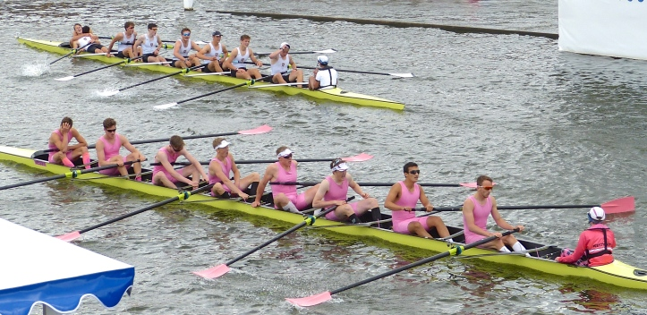 Henley 2015, St Paul's defeat Westminster.